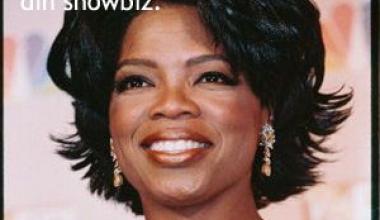 Oprah Winfrey - cea mai bogata femeie din showbiz