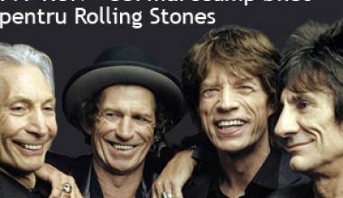 797 de lei pentru cel mai bun loc la concertul Rolling Stones