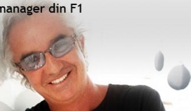 Flavio Briatore: Cel mai controversat manager din F1