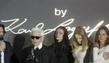 Karl Lagerfeld se relanseaza prin doua linii vestimentare accesibile