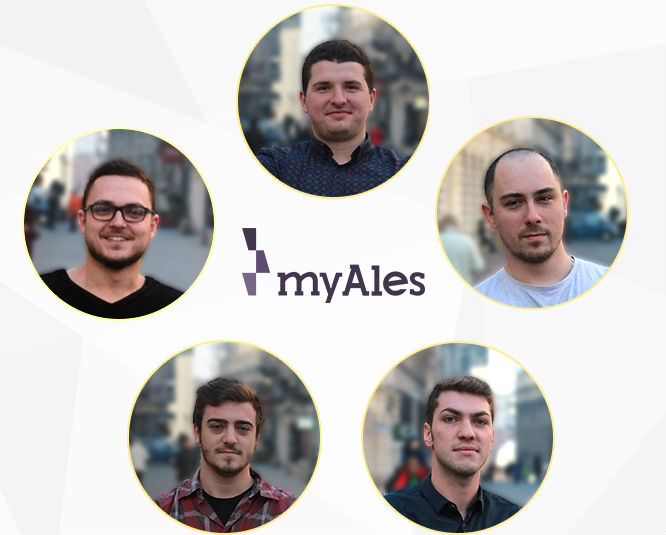 Cat investeste un start-up in marketing? myAles.ro intermediaza prestatorii de servicii cu beneficiarii