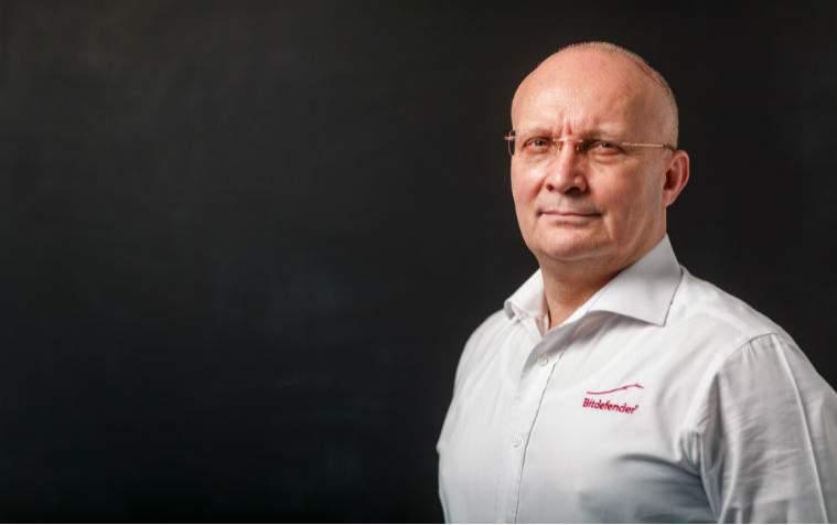 Florin Talpes, Bitdefender: Investim in startup-uri, romanii sunt buni IT-isti, insa le lipseste viziunea asupra pietei