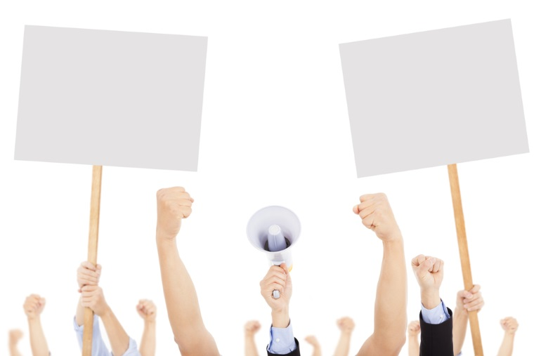 Mitingul profesorilor s-a incheiat dupa ce o delegatie de lideri sindicali a discutat cu reprezentanti ai Presedintiei