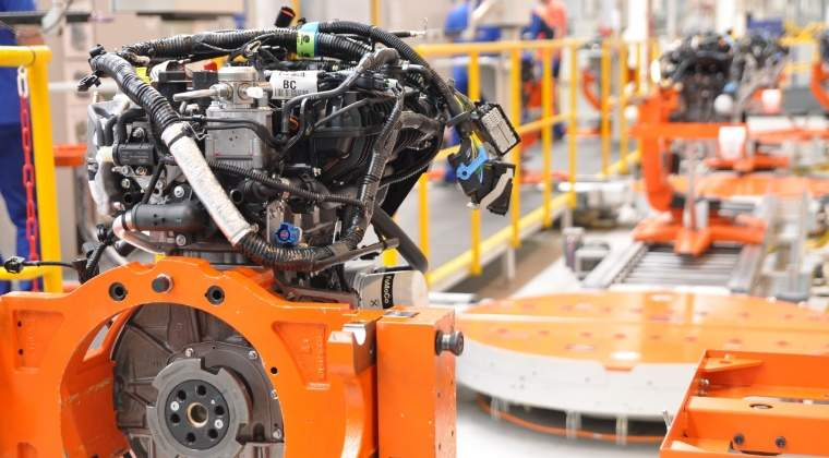 Un motor fabricat la Craiova isi pastreaza titlul de cel mai bun propulsor
