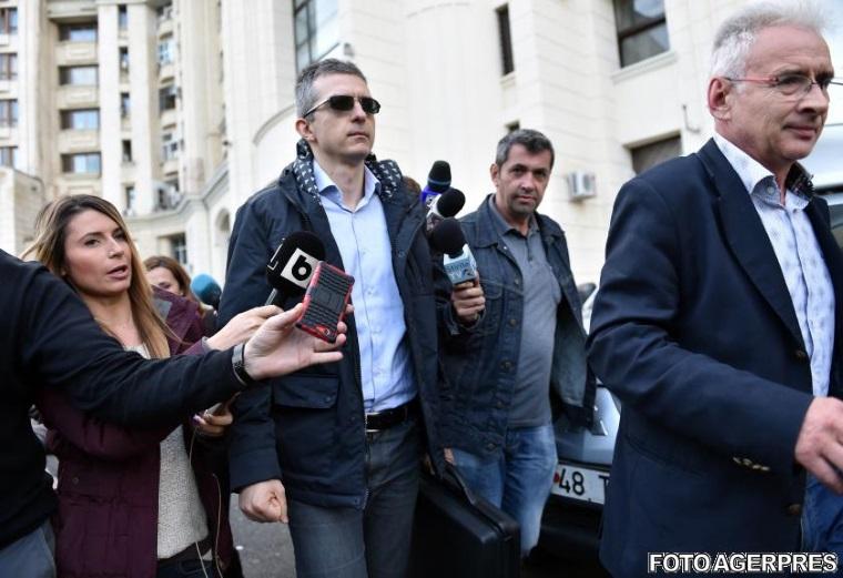 DNA: Dan Condrea a transferat jumatate de milion de euro Ulianei Ochinciuc si fratelui ei, intre 29 aprilie si 13 mai