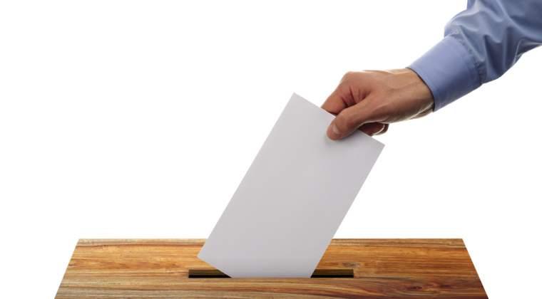 BEC: Prezenta la vot in Bucuresti, la ora 10.00 - 4,49%