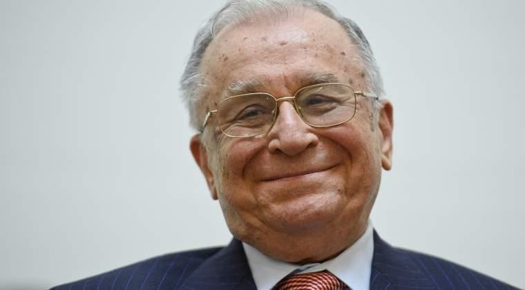 Ion Iliescu: Votul este o datorie elementara; orice idee antifrauda este necesara