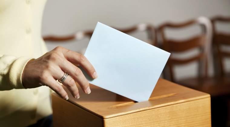 Aproape 160% prezenta la vot intr-un sat din Timis, pana la pranz votand mai multe persoane decat cele inscrise pe listele permanente