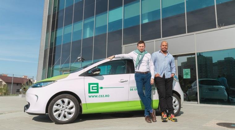 CEZ vrea sa mai construiasca statii de alimentare a masinilor electrice