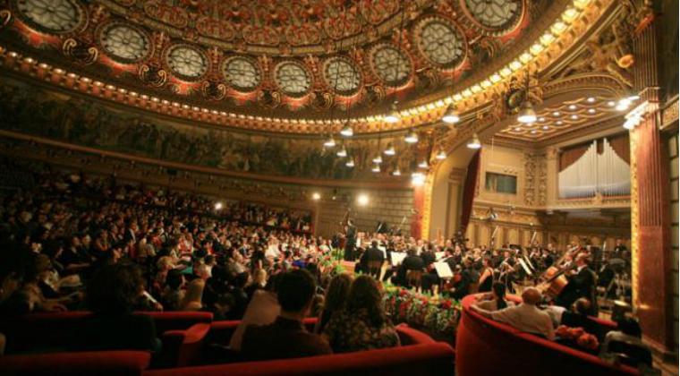 (P) Peste 300 de visuri de tineri artisti, din 48 de tari, inscrise in Concursul Enescu 2016