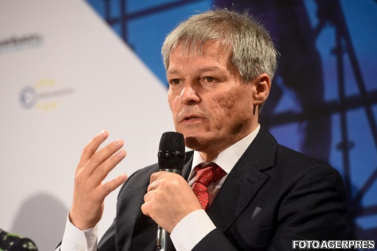 Dacian Ciolos, despre Rosia Montana: Vreau un program de sprijin pentru o dezvoltare economica durabila