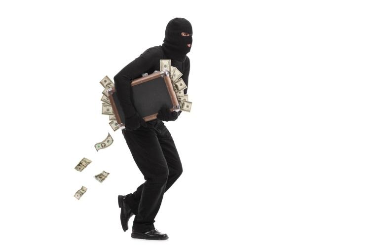 Tentativa de jaf armat la o sucursala a bancii BRD din Capitala