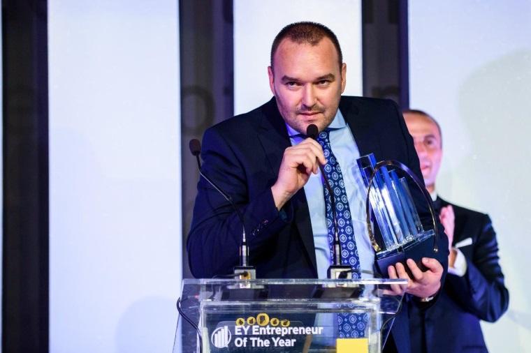 Antreprenorul Levente Hugo Bara reprezinta Romania la competitia World Entrepreneur Of The Year 2016
