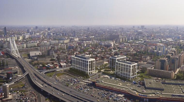 Vastint da startul lucrarilor la al doilea sau proiect de spatii de birouri din Bucuresti, Business Garden Bucharest
