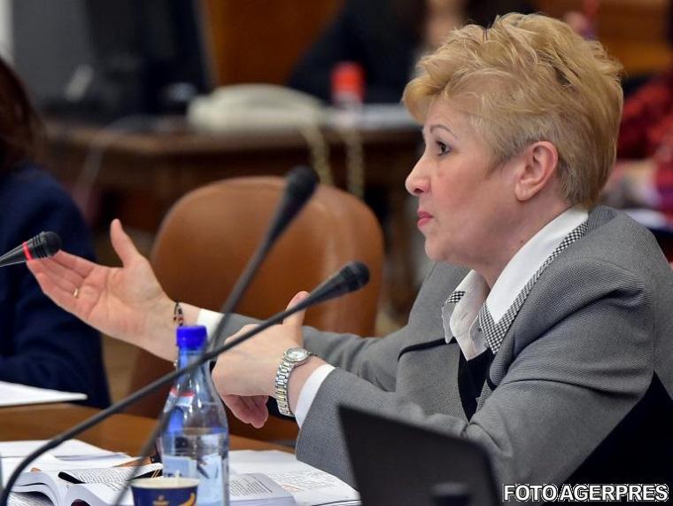 Livia Stanciu, judecator al Curtii Constitutionale, decretul a fost semnat de Iohannis