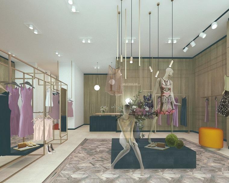 Brandul romanesc Mathilde investeste 90.000 de euro intr-un nou magazin