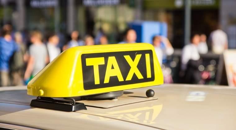 Aeroportul Henri Coanda va avea taxiuri cu tarife de maximum 1.40 lei/km
