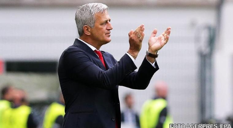 Vladimir Petkovic: Romania e favorita pentru locul doi