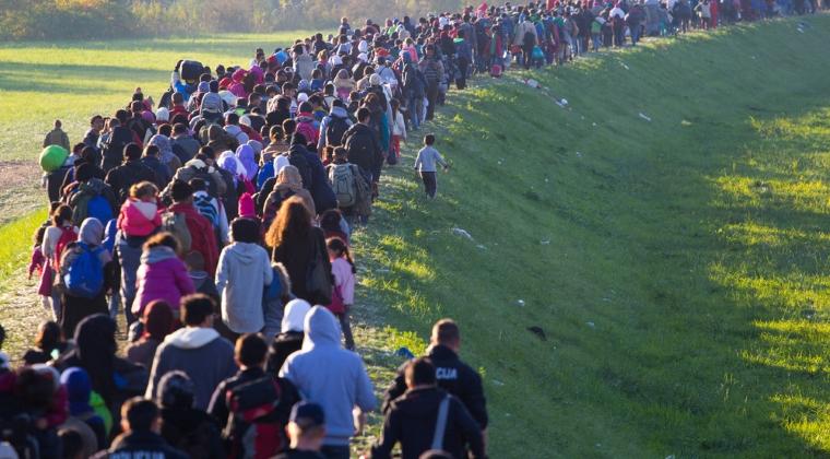 Roman arestat in Austria pentru un presupus trafic de imigranti