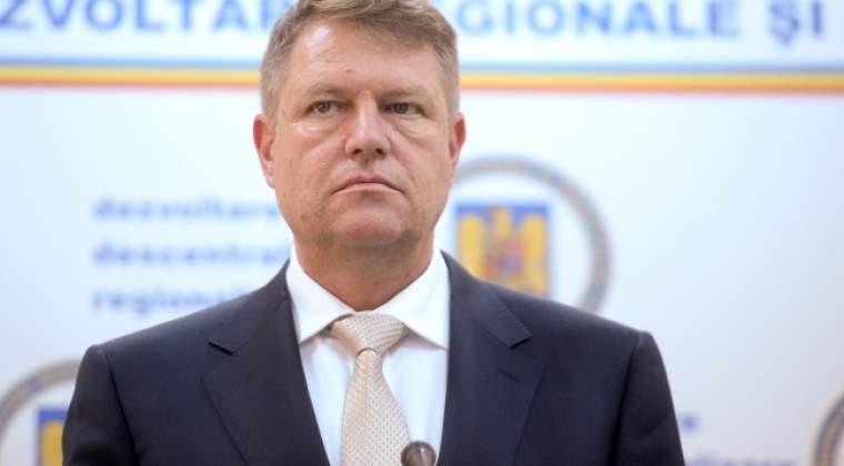 Klaus Iohannis: 45.000 de elevi nu vor intra in Bacalureat. Astept idei pentru a schimba situatia
