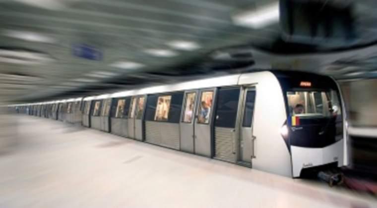 Metrorex explica incidentul de la metrou, care a dus la inchiderea a doua statii: un izolator de sina a ars