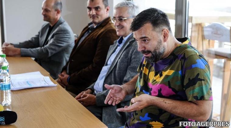 Marius Cristescu, Arsenal Park: Este foarte greu in Romania sa-ti transformi visele in realitate