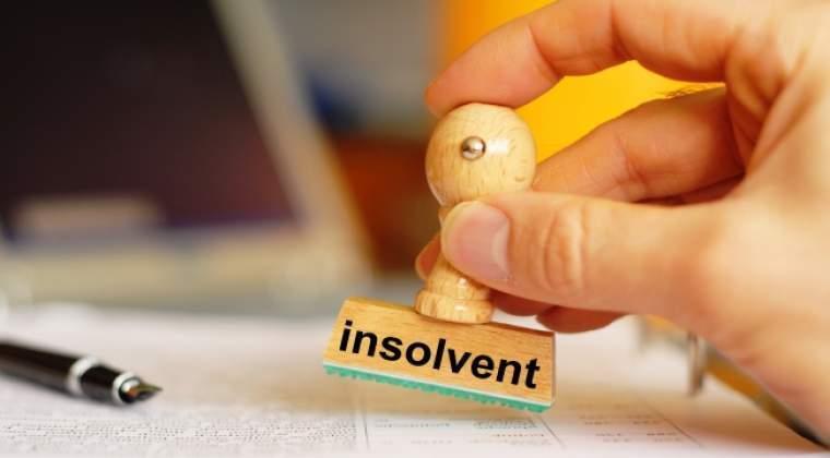 CITR: S-a dublat numarul companiilor mari care ajung in insolventa