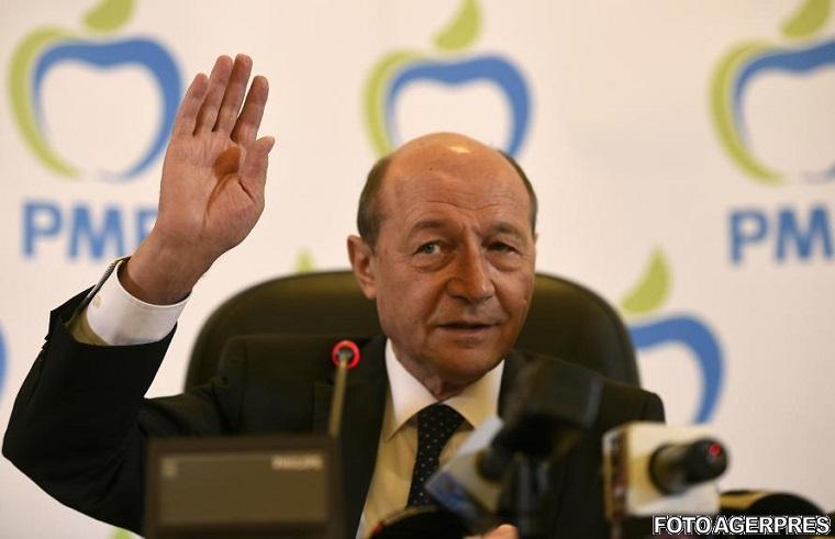 Traian Basescu: Parem o natiune careia parca nu ii mai pasa de necazurile amaratilor loviti de furia naturii