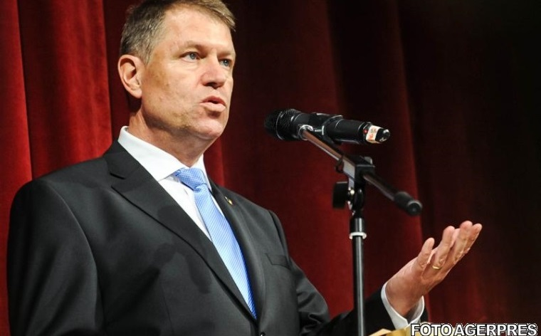Klaus Iohannis : Relatia cu Germania este privilegiata si de importanta strategica