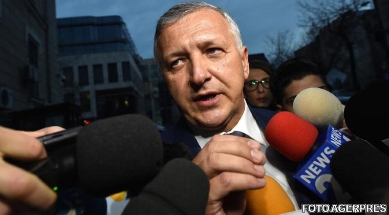 """Fostul sef al ANAF Gelu Diaconu, audiat la DNA in dosarul """"Partida Romilor"""""""