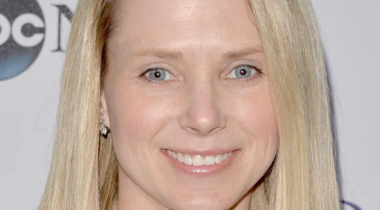 Dedicata jobului: CEO-ul Yahoo Marrisa Mayer nu a renuntat la munca nici cand a nascut