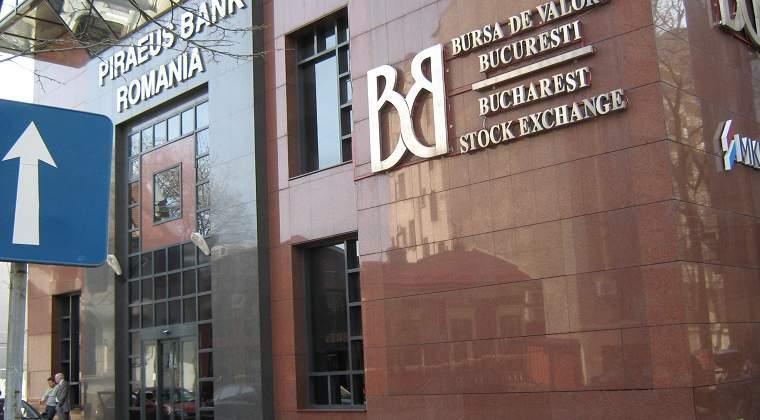 Bursa de Valori Bucuresti aproape de fuziunea cu Sibex, in urma incheierii unui acord de coordonare