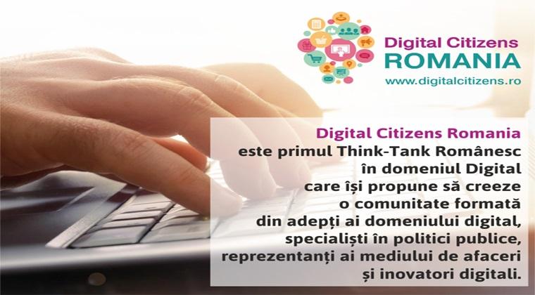 """(P) Conferinta """"Construim Viitorul Digitala"""" si lansarea primului Think-Tank romanesc in domeniul digital """"Digital Citizens Romania"""""""