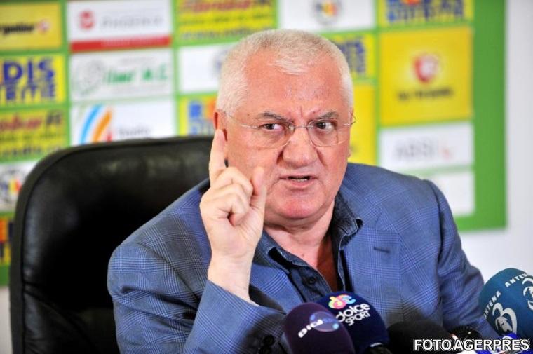 Dumitru Dragomir, sapte ani de inchisoare pentru spalare de bani