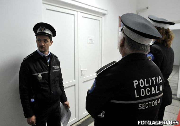 Proiect PSD: Dublarea numarului de politisti locali