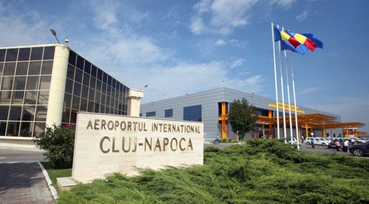 Aeroportul din Cluj, primul din Romania care si-a deschis biblioteca