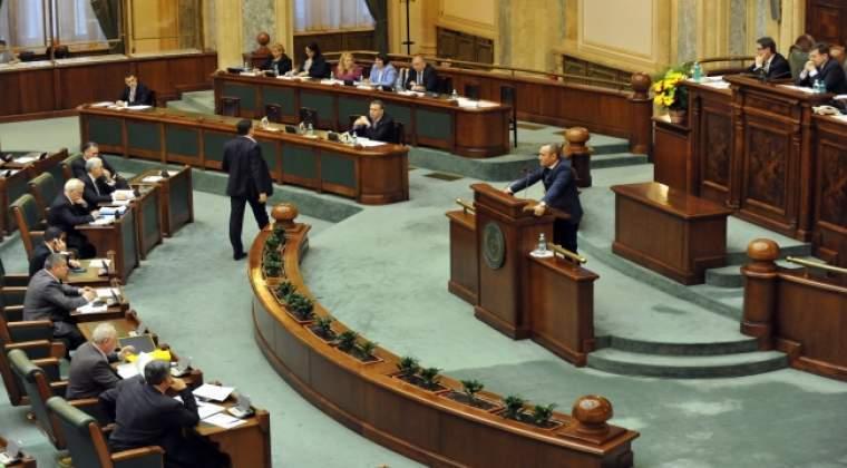 Aproape toate comisiile din Camera Deputatilor cer sa lucreze in vacanta, ca sa discute ce nu au facut in timpul anului
