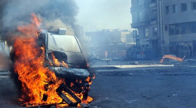 Cel putin 75 de morti la Bagdad, intr-un atac cu masina capcana revendicat de Statul Islamic