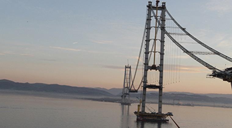ArcelorMittal Galati, furnizor de otel pentru un pod gigantic in Turcia