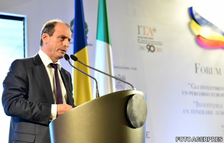 Achim Irimescu, ministrul Agriculturii: Alimentele se vor scumpi pe termen lung