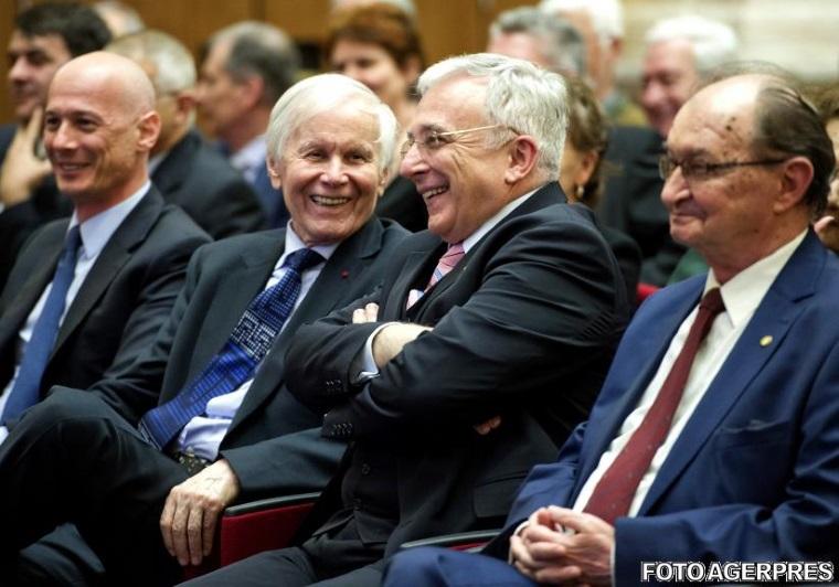 Mugur Isarescu, guvernator BNR: Romania are nevoie de institutii puternice pentru a crea bunastare pentru populatie pe termen lung