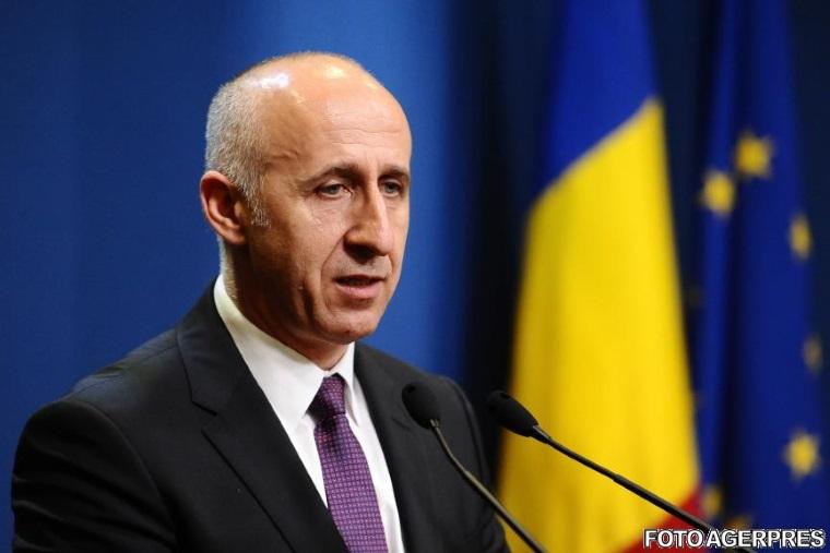 Dan Costescu, ministrul Transporturilor, a demisionat