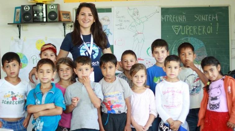 Cum sunt pregatiti profesorii Teach for Romania, inainte de a intra la clase