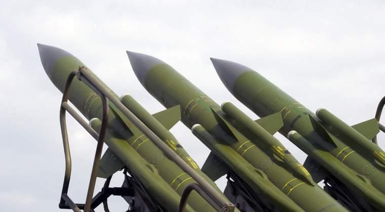 NATO preia comanda scutului antiracheta american in Europa