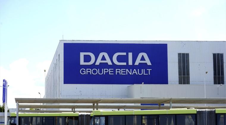Fabrica Dacia va merge cu energie elctrica de la CEZ