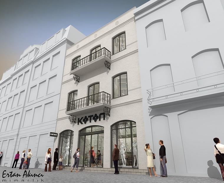 Retailerul turc Koton deschide primul magazin stradal si tinteste 25 de unitati pana in 2018