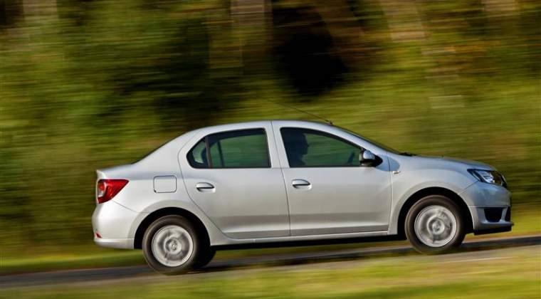 Inmatricularile auto in Romania au urcat usor. Avans de 6,8% al Dacia in UE