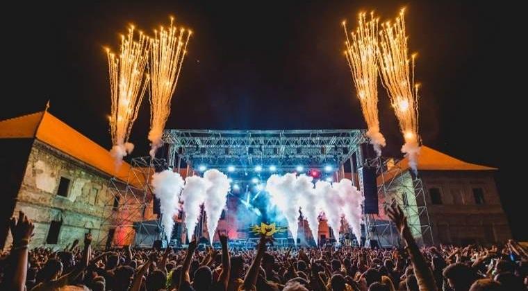 Electric Castle: Peste 30.000 de oameni, prezenti la festivalul din Cluj in primele doua zile