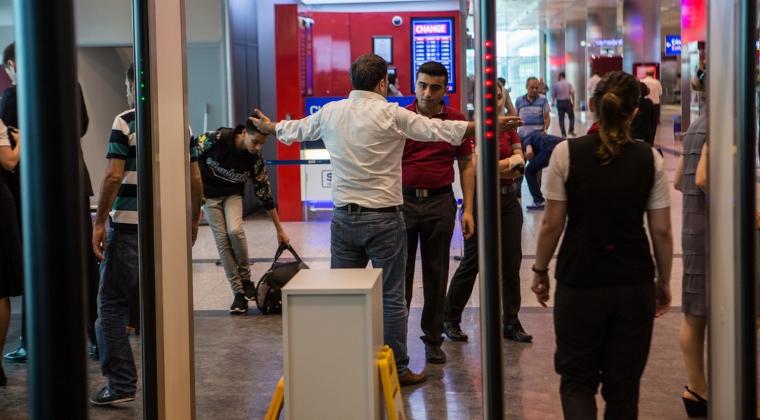 Sase zboruri Bucuresti - Istanbul si retur au fost anulate pe Aeroportul Henri Coanda
