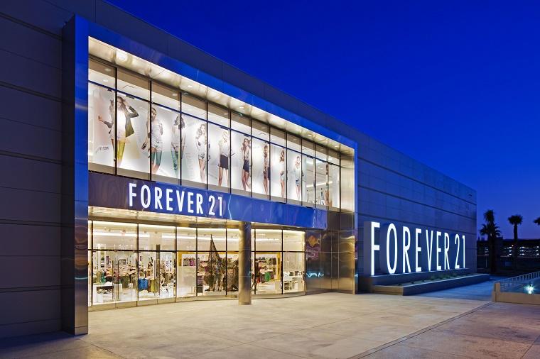 Retailerul american Forever 21 intra pe piata din Romania si deschide primul magazin in ParkLake